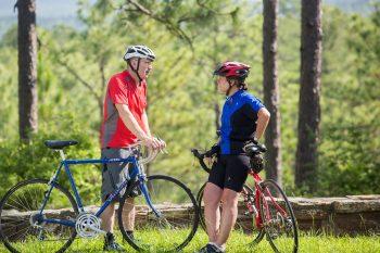 Biking the Kisatchie National Forest