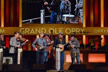 Concert at Grand Ole Opry