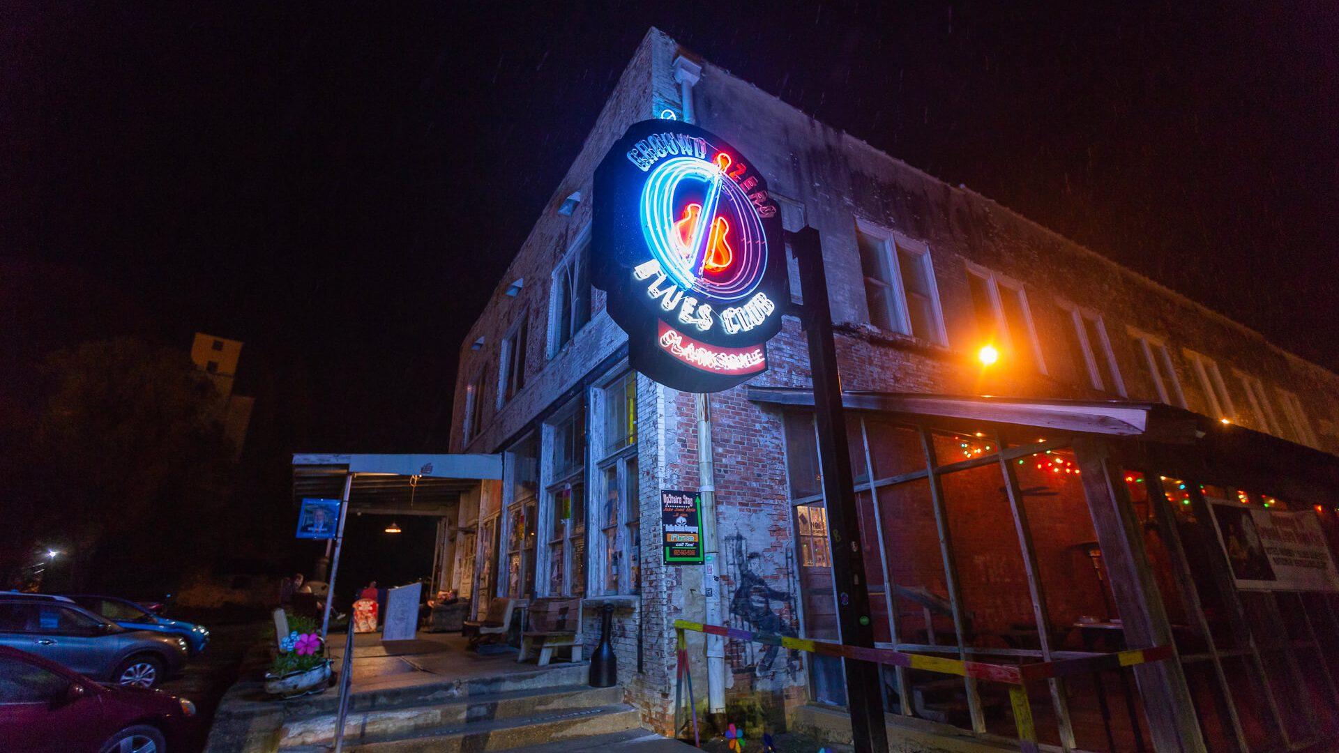 Clarksdale nightlife