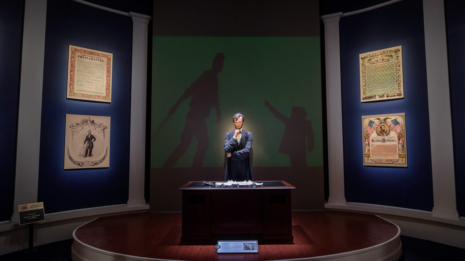 Abe Lincoln Museum in Springfield IL