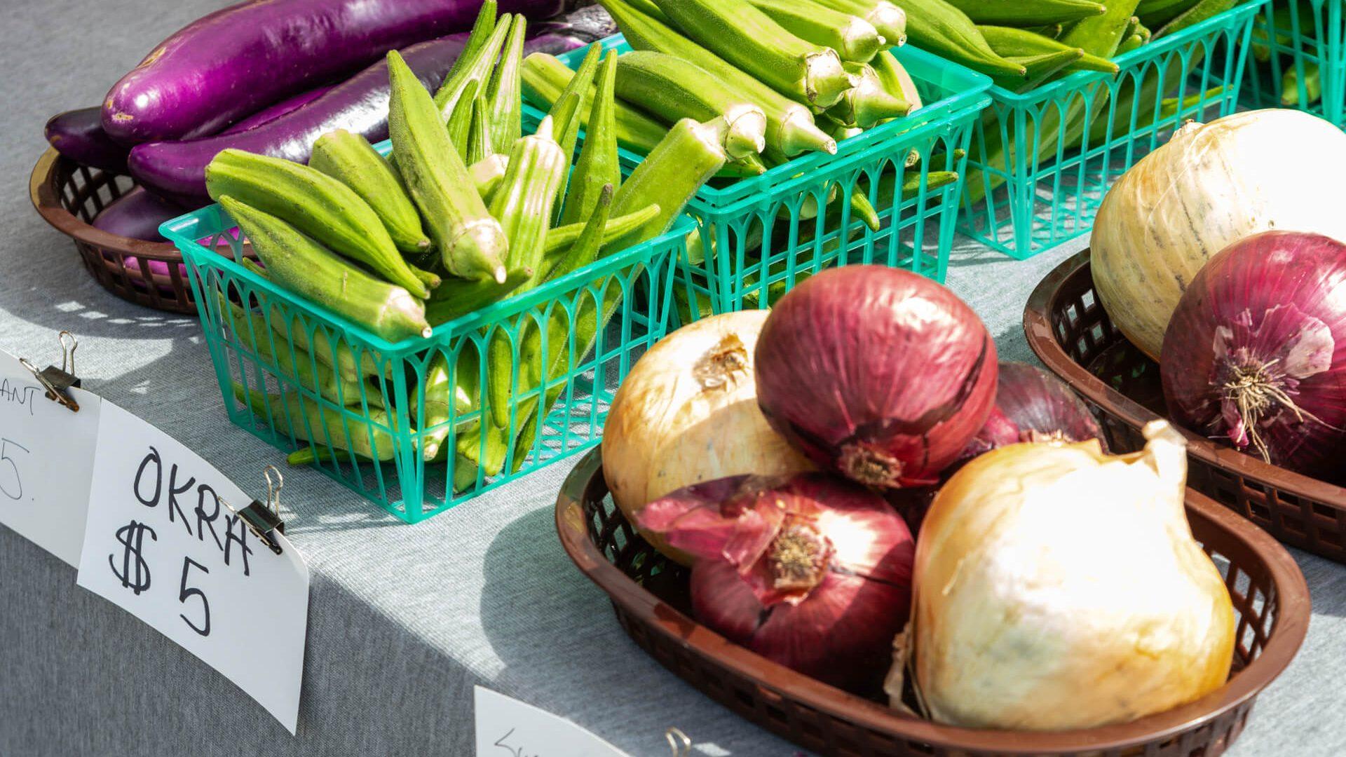 Farmers Market in Fayetteville