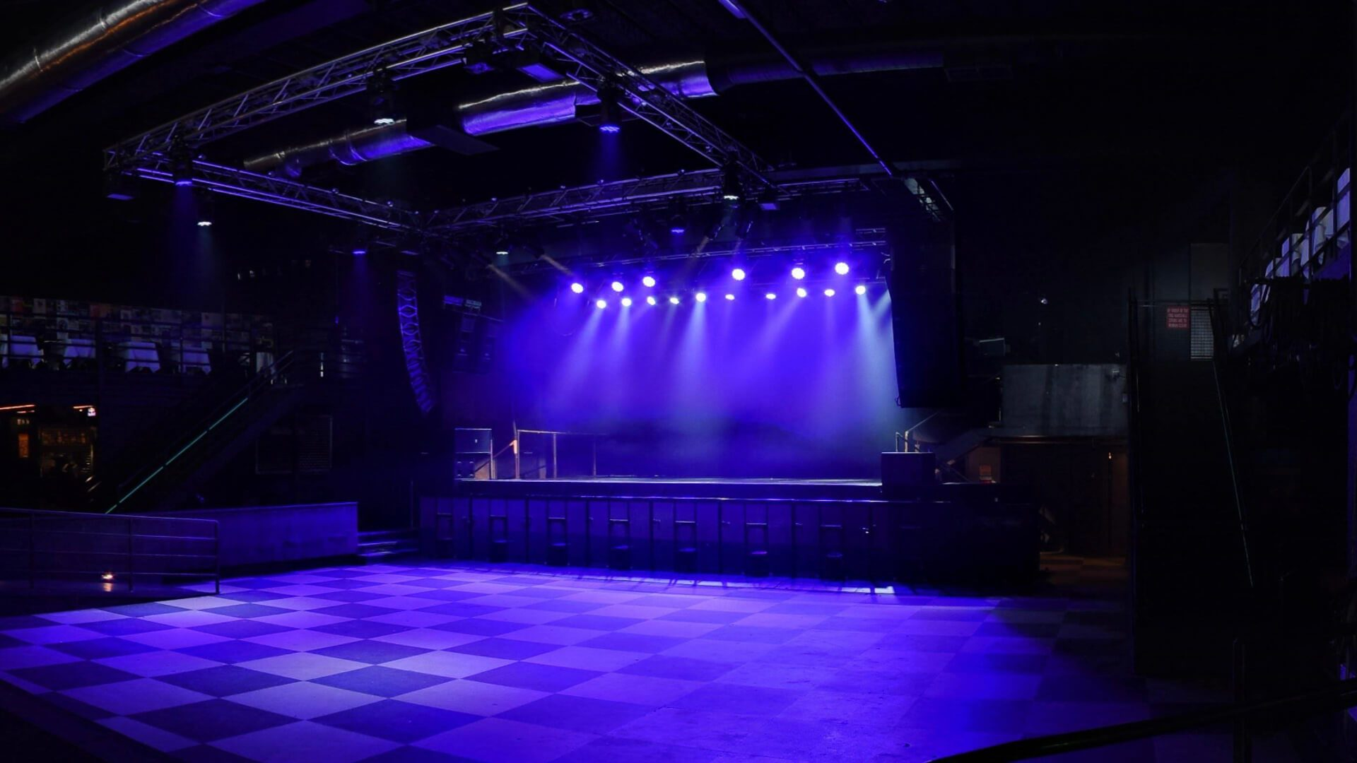 First Avenue stage in Minneapolis, MN