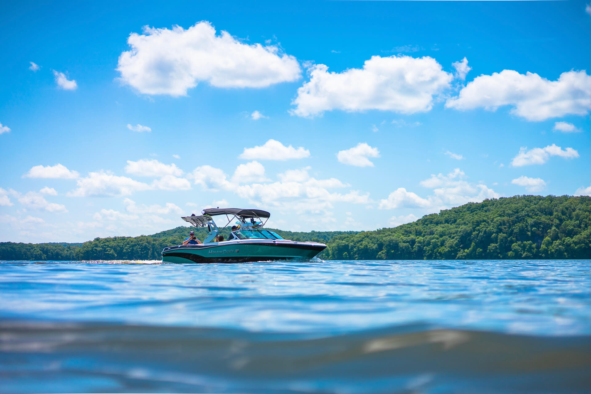Lake of the Ozarks is a fishing destination