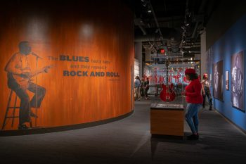 National Blues Museum in St. Louis, MO