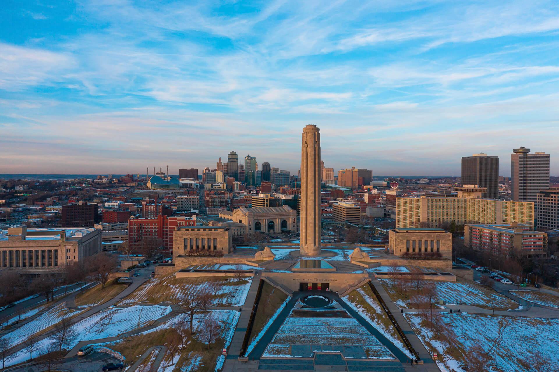 National World War I Museum and Memorial in Kansas City