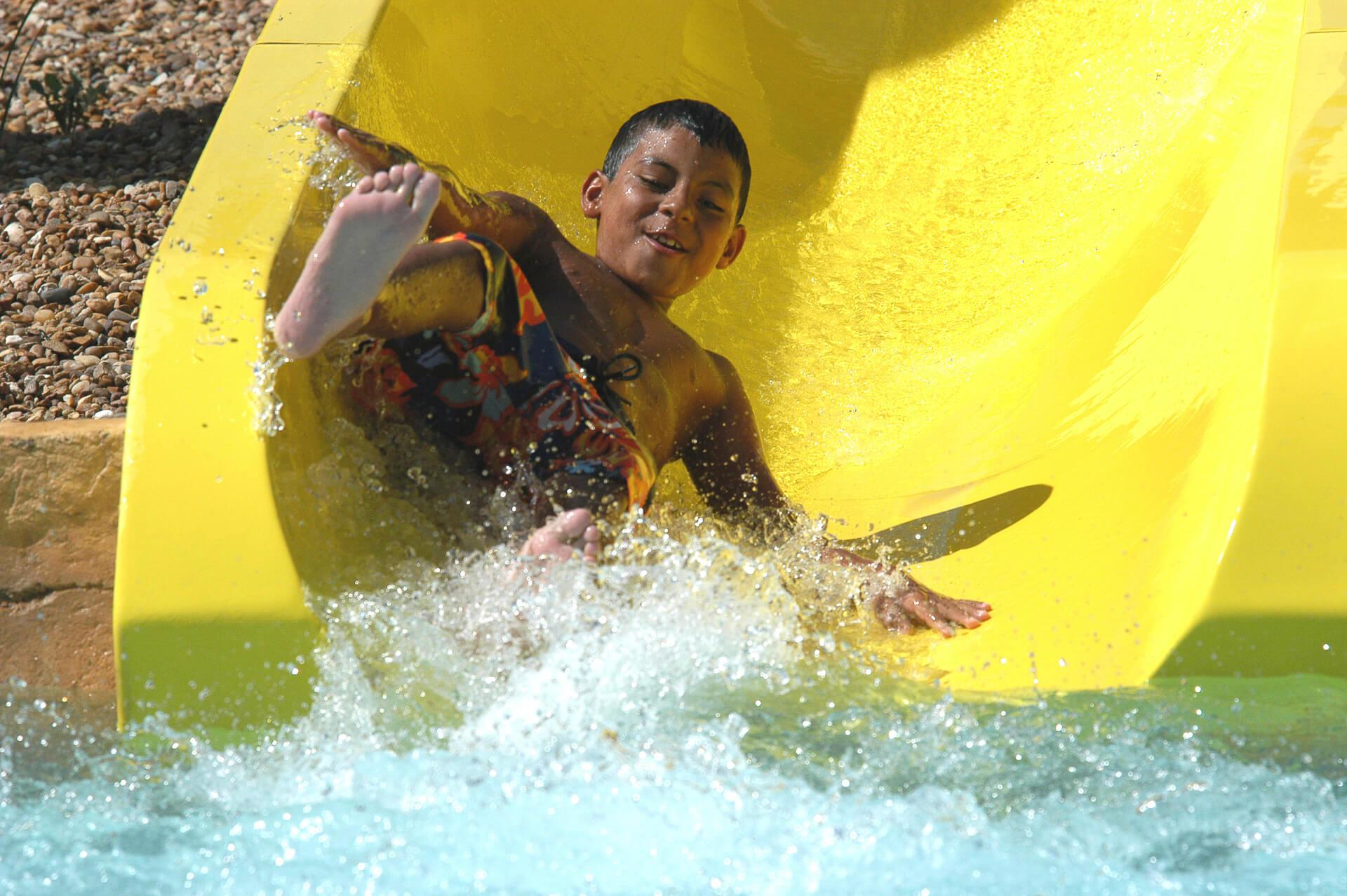 Six Flags Great America Hurricane Harbor