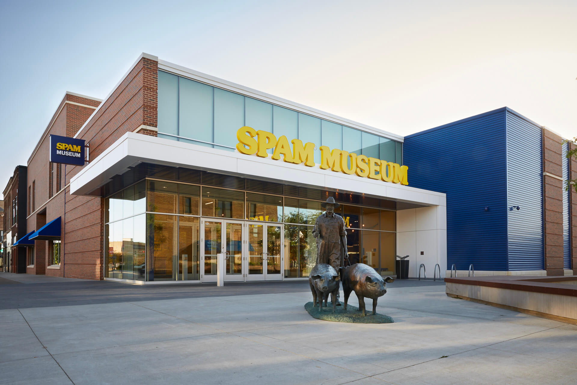 Spam Museum in Auston, MN