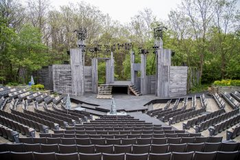 Stage at American Players Theater