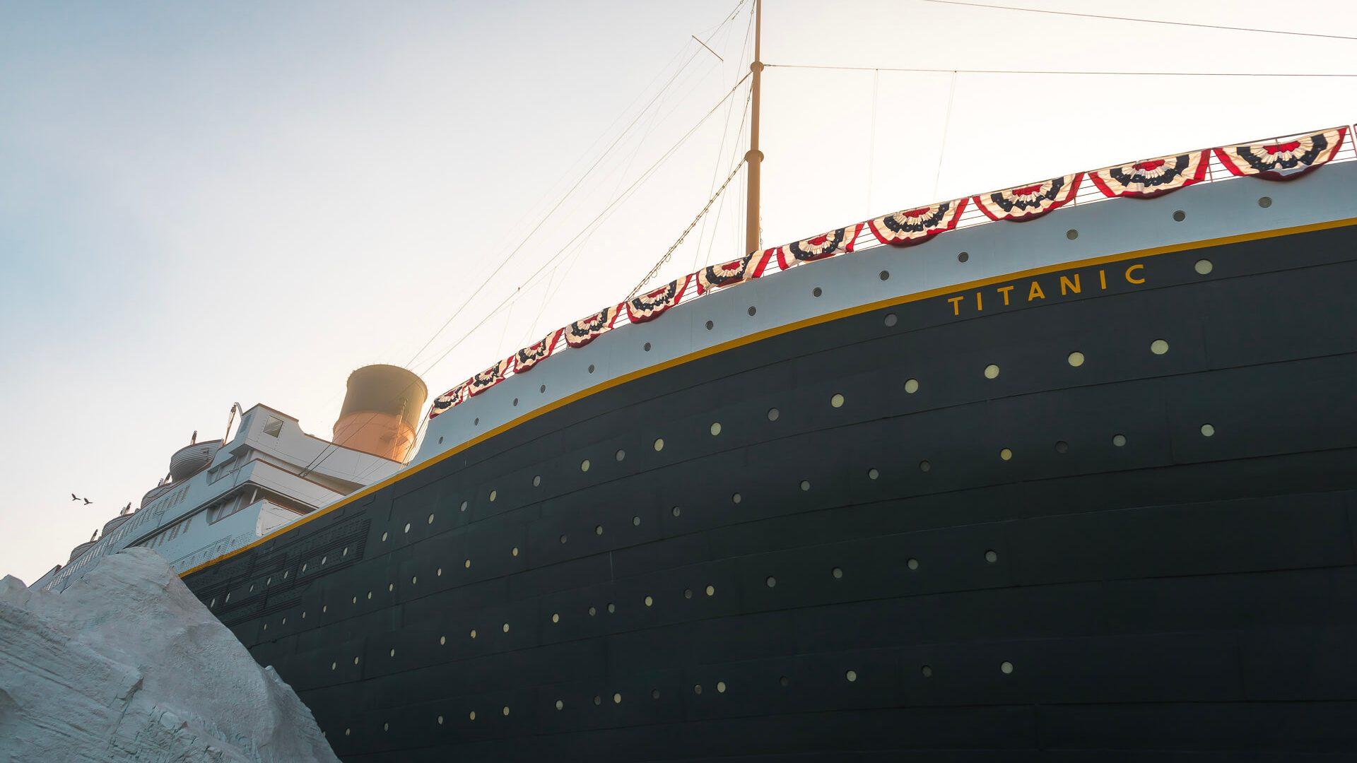 Titanic Museum in Branson, MO