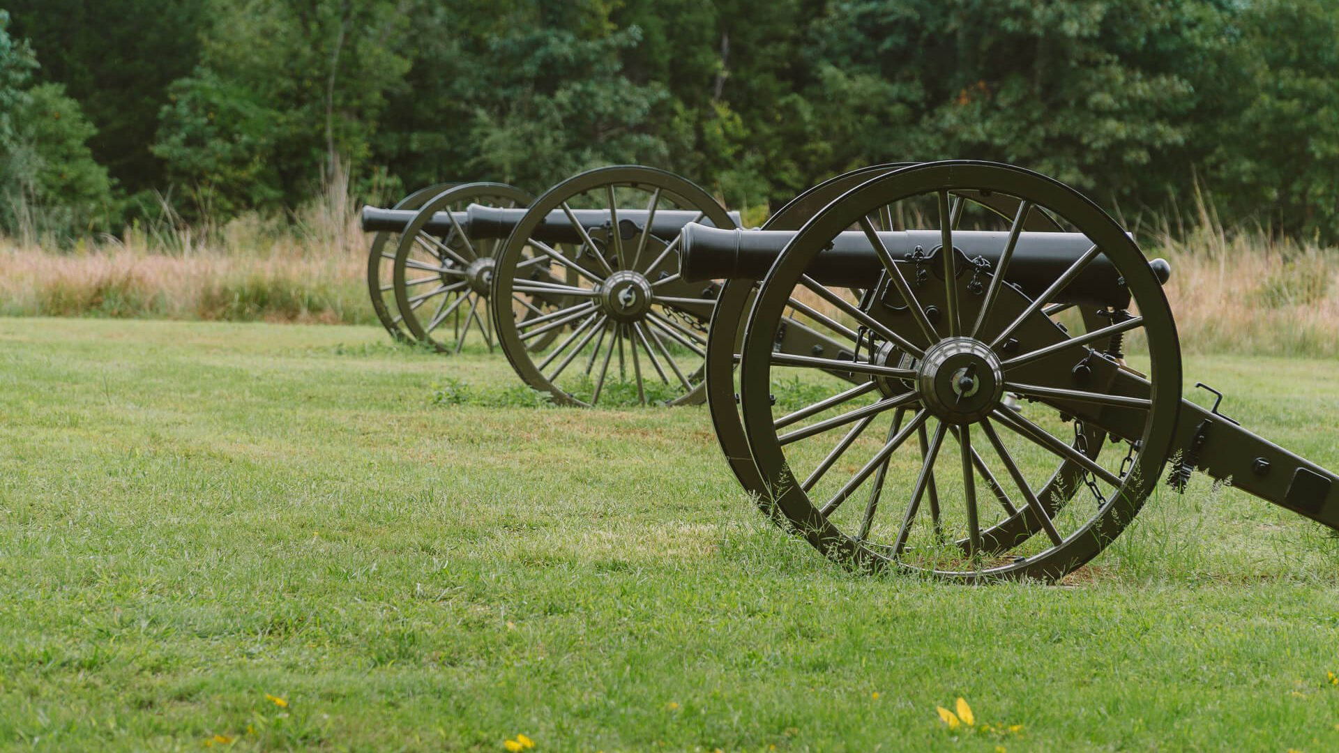 Wilson's Creek National Battlefield near Springfield, MO