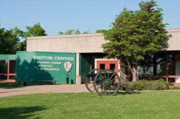 Wilson's Creek National Battlefield is a historic site in Missouri