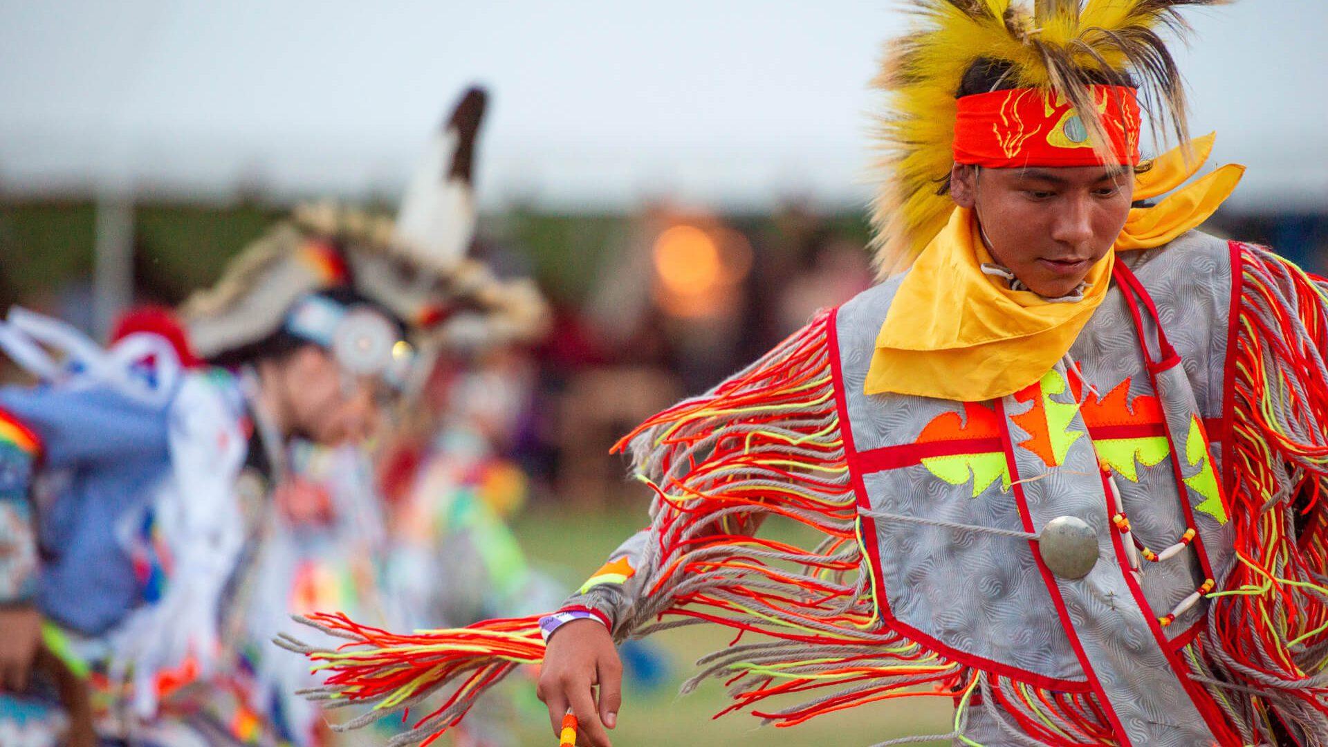 Oneida, Wisconsin Pow Wow