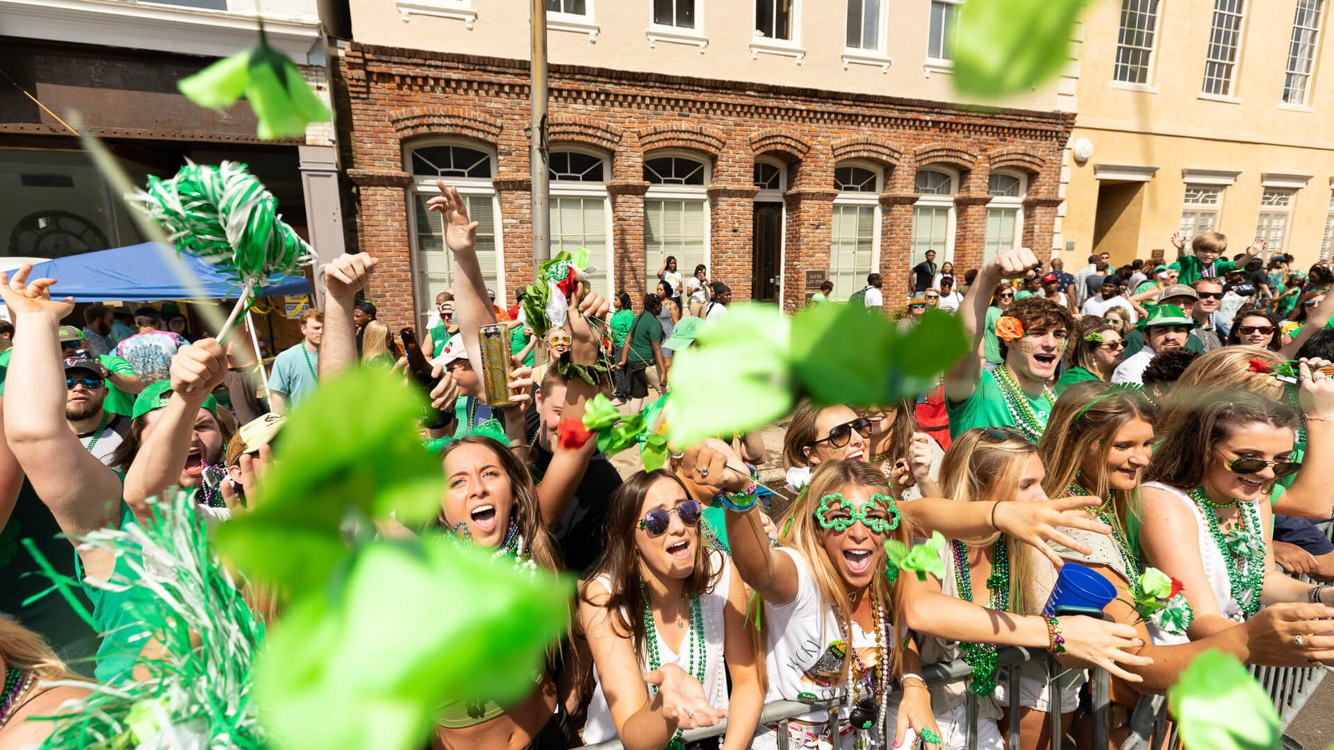 St. Paddys Day Parade