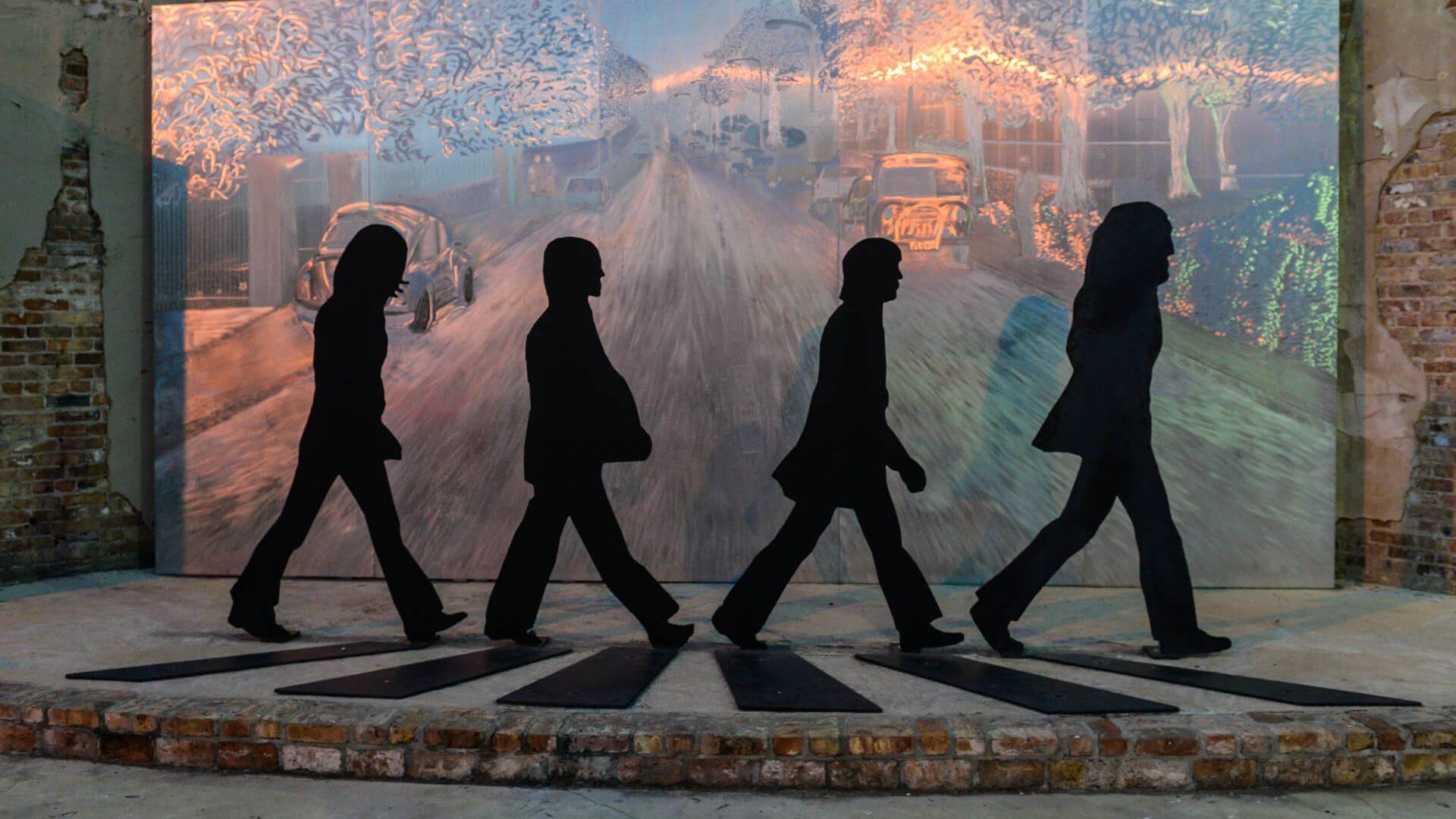 Beatles at the Ridge