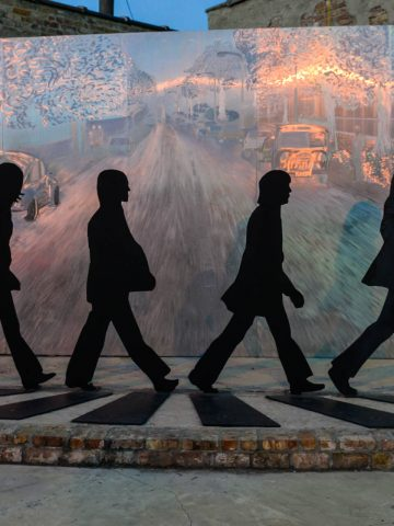 Beatles at the Ridge