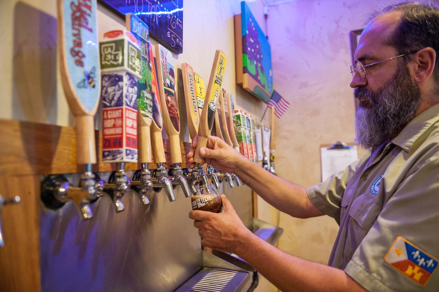 bayou teche brewery louisiana