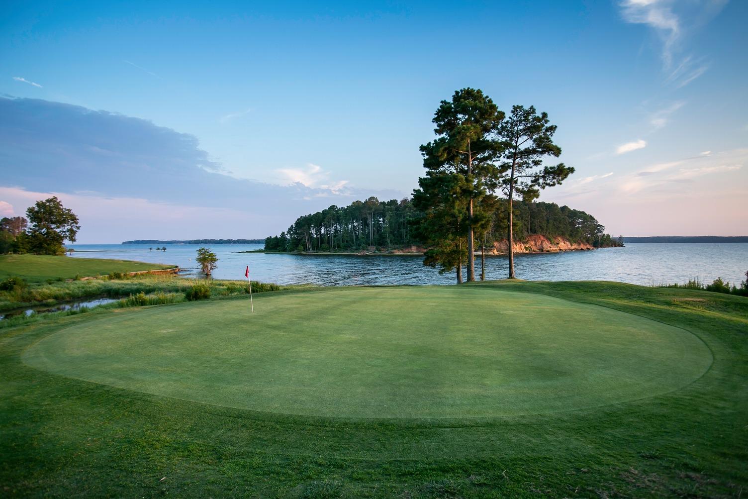 golf at cypress bend resort louisiana
