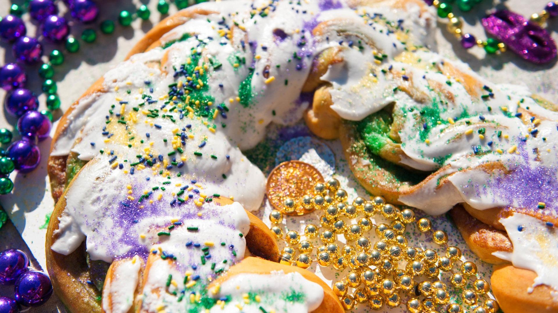 Randazzo's King Cake