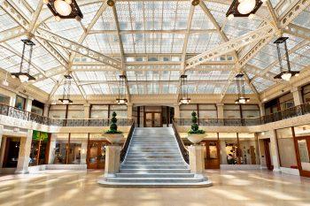 Rookery Frank Lloyd Wright Interior